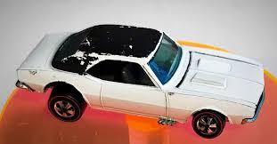 Редкая машинка от <b>Hot Wheels</b> стоит как два настоящих Camaro ...
