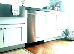 install dishwasher