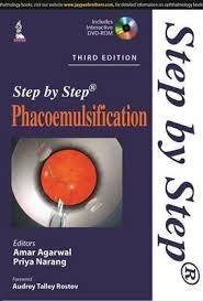 Step By Step Phacoemulsification Amar Agarwal 9789351527831