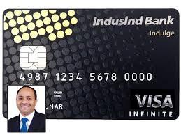 indusind bank s 22k indulge credit card