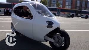 The Self Balancing <b>Electric Motorcycle</b> of the Future | The New York ...