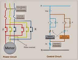 motor control center wiring diagram electrical & electronics Single Phase AC Motor Wiring at Wiring Diagram For Forward Reverse Single Phase Motor