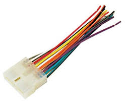scosche radio wiring harness for 1990 up universal import speaker scosche radio wiring harness for 1990 up universal import speaker connector black amazon ca cell phones accessories