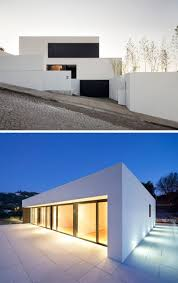 House Exterior Colors - 11 Modern White Houses From Around The ...