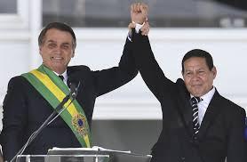 Bolsonaro promete 'tirar peso do governo sobre quem trabalha e produz' e  'restabelecer a ordem' no país | Política | G1
