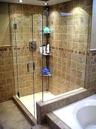 bath door seal bathroom shower enclosure house rubber waterproof strips glass side hinge sterling select either