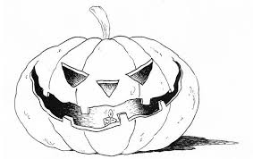 Small Picture Pumpkin Free Halloween Coloring Sheets For Kids Hallowen