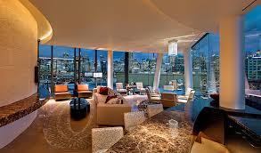 Sydney Bondi Pacific penthouse - living room - Majestic Penthouses  International