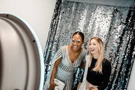 Young Professionals' Double Birthday Party Brings a Wild Mini Met Gala to  Houston: A Frosty Winter Warehouse Wonderland