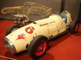 Los Ferrari Fuoriserie Classic Racing Cars Indy Roadster Ferrari
