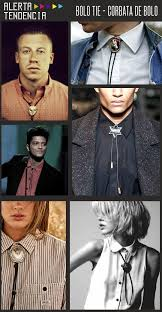 <b>Bolo ties</b> en celebrities y pasarela | <b>Bolo tie</b>, Androgynous fashion ...