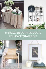 Small Picture 14 Home Decor Products you can Totally DIY Curbly