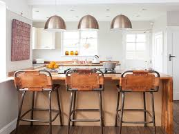 furniture kitchen island with black metal counter stool with brown leather back captivating industrial stool with back for home bar interior