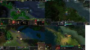 what are the differences between defense of the ancients dota