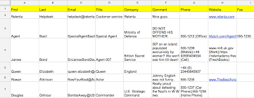 How Do I Import Contacts From A Csv Excel Or Vcard File Relenta