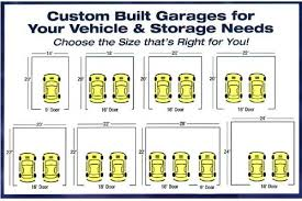 Two Car Garages Are Amongst The Most Popular Forms Of House Double Car Garage Size