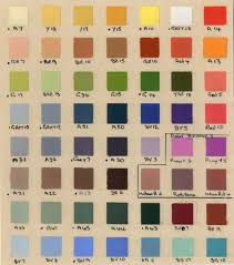 Unison Pastel Color Chart Pastel Colour Chart And Equivalent Names Bellamys Bivouac