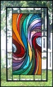 free printable stained glass coloring pages patterns window page windows