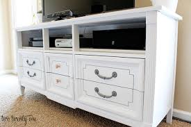 white dresser tv stand.  White Dresser For TV Stand Paint White And Possibly Remove Legs If Too Tall With White Tv Stand C