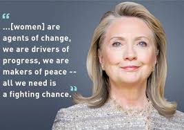 Womens Rights Quotes Awesome Hillary Clinton Quotes On Womens Rights WeNeedFun
