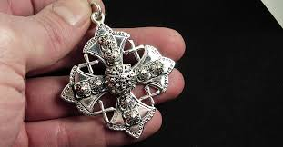 byzantine cross pendant 63 byzantine cross jewelry from byzantium and asia minor