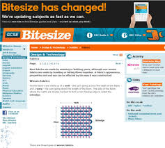 Bbc Bitesize Design And Technology Gcse Revision On Bbc Bitesize Design Technology