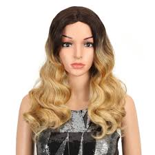 <b>MAGIC</b> Synthetic Lace Front Wigs For Black Women Loose Wavy ...