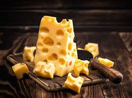 swiss cheese. Unique Swiss The Case For Eating Cheese Is Getting Stronger Researchers Have Found That  A Bacterium In Swissstyle May Be Responsible Health Benefits With Swiss Cheese