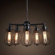 primitive lighting fixtures. Primitive 5-Light Fan Shaped Industrial Light Fixtures \u2013 Floor Lamp Crystal Lighting T