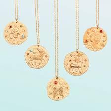 Astrology Inspired Jewellery Maje Zodiac Necklaces