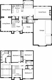 ideas about Story Homes on Pinterest   New Construction     story polebarn house plans   TWO STORY HOME FLOOR PLANS