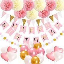 1st birthday banner amazon com acetek birthday decorations party supplies happy
