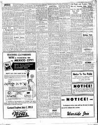Le Mars Globe-Post from Le Mars, Iowa on June 11, 1953 · Page 7