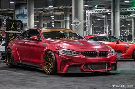 carninja car bmw m4 coupe street low wallpaper and background