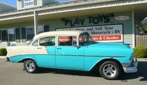 1956 Chevrolet 210 4 Door Sedan