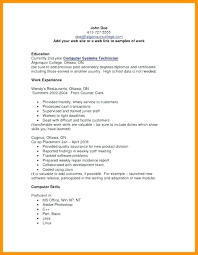 Basic Skills For Resume Examples Of Work Skills For A Resume 69