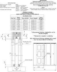 hideaway pocket door animated fitting instructions