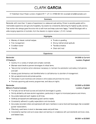Amazing Resume Examples Amazing Culinary Resume Examples To Get You Hired Livecareer 42