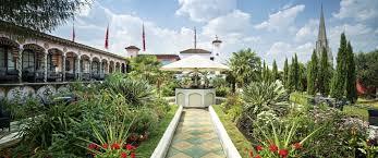 Rooftop Garden Near London Bridge