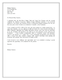 cover letter for youth worker cover letter for child and youth worker youth worker cover letters