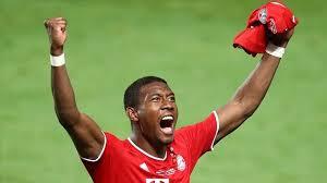 Bayern münih'in avusturyalı yıldızı david alaba, ben viyana'da türklerle büyüdüm. Austrian Defender Alaba Says Goodbye To Bayern Munich