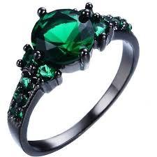 black gold jewelry best 25 black gold rings ideas on black gold wedding