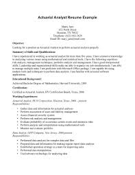 actuarial analyst cv sample resume templates professional actuarial analyst cv sample sample actuarial problems be an actuary actuarial science resume actuarial science resume