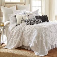 Buy White King Quilt Set from Bed Bath & Beyond & Levtex Home Allie King Quilt Set in White Adamdwight.com