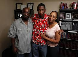 A year after being freed from jail, teen deals with PTSD-like symptoms |  Las Vegas Review-Journal