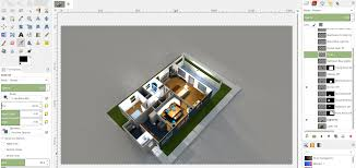 3d Home Design Software List Creating An Interactive 3d Floorplan In Home Assistant