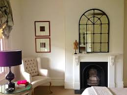 fireplace mantel mirror ideas