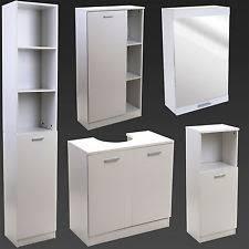 modular bathroom furniture rotating cabinet vibe. Bathroom Storage Cupboard Unit Cabinet Shelves Under Sink Basin White Furniture Modular Rotating Vibe