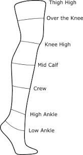 Sock Sizing Guide Sock Lengths Elite Team Socks