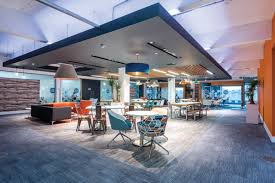 flexible office. The Growing Trend For Flexible Office Design F